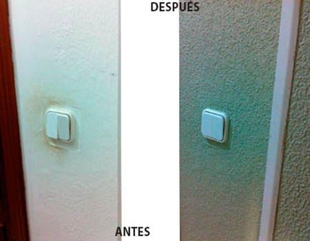 Técnica Gotelé en Madrid