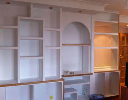 Puertas para muebles de pladur
