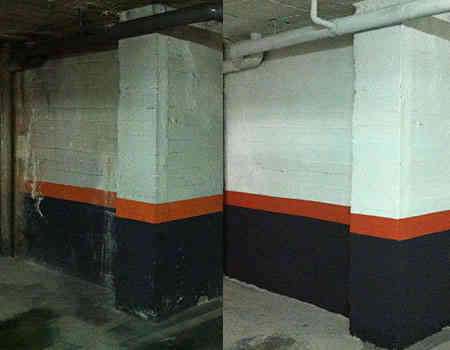 Pintura Garajes