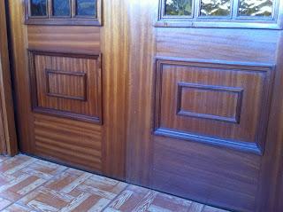 barnizado de puertas de salón en mostoles